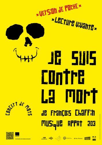 Je suis contre la mort, version de poche (80) @ Théâtre en Festival | Saint-Valery-sur-Somme | Hauts-de-France | France