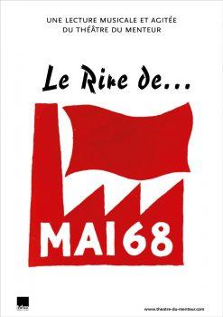 Le rire de Mai 68, affiche