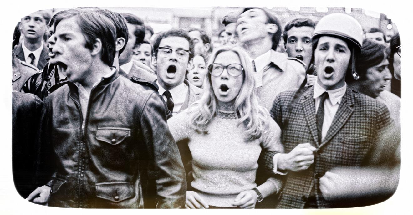 Le rire de Mai 68