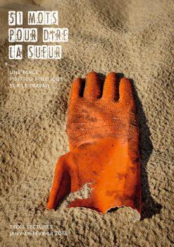 Photo et graphisme © Timor Rocks - 51 mots pour dire la sueur, lecture prologue