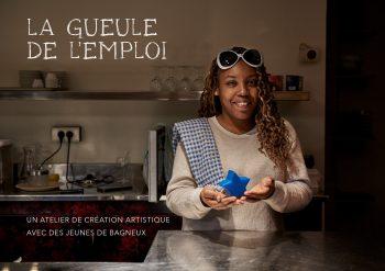 La gueule de l'mploi. Un atelier du Théâtre du Menteur (François Chaffin écriture, Ernesto Timor photographie)