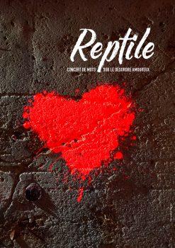 Reptile, affiche