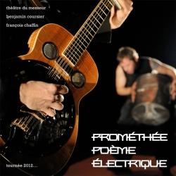 Prométhée poème électrique